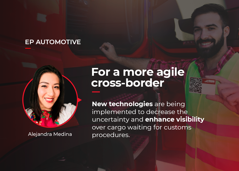 Customs clearance: a faster cross-border process with the PITA