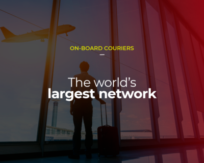 EP America's on-board courier (OBC) service: our own network guarantees service quality