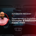 The automotive industry's complex supply chain interconnectivity